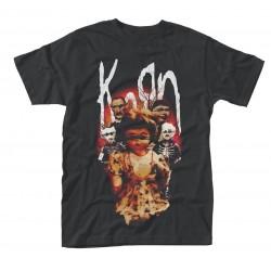 Pánské tričko Korn - Dolls