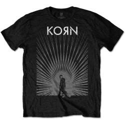 Pánské tričko Korn - Radiate Glow