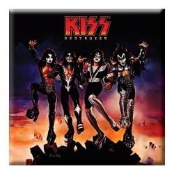 Magnet na lednici Kiss - Destroyer