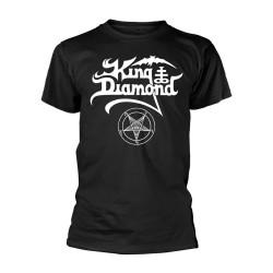 Tričko King Diamond - Logo