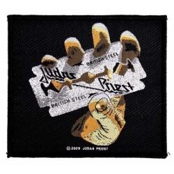 Nášivka Judas Priest - British Steel
