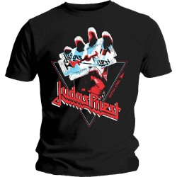 Pánské tričko Judas Priest - British Steel
