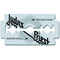Přípínáček Judas Priest - British Steel