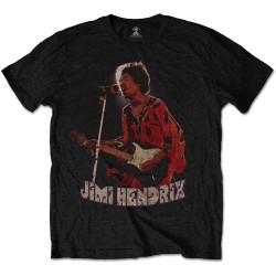 Tričko Jimi Hendrix - Orange Kaftan