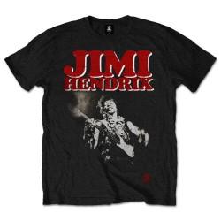 Tričko Jimi Hendrix - Block