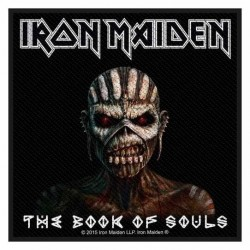 Nášivka Iron Maiden - The Book Of Souls