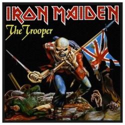 Nášivka Iron Maiden - The Trooper