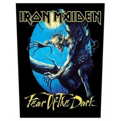 Nášivka Iron Maiden - Fear Of The Dark