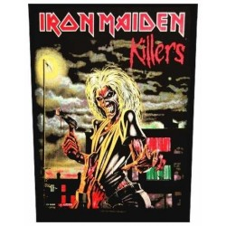 Nášivka Iron Maiden - Killers