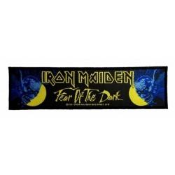 Nášivka Iron Maiden - Fear Of The Dark