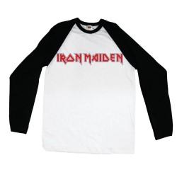 Tričko s dlouhým rukávem Iron Maiden