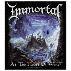 Nášivka Immortal - At The Heart Of Winter