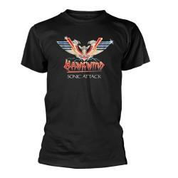 Pánské tričko Hawkwind - Sonic Attack