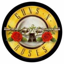 Nášivka Guns N Roses - Bullet