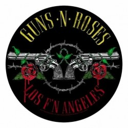 Nášivka Guns N Roses - Los F'N Angeles