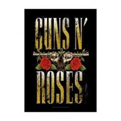 Vlajka Guns N Roses - Big Guns