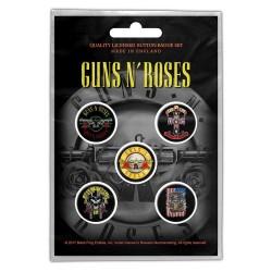 Set Placek Guns 'N Roses - Bullet