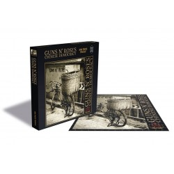 Puzzle Guns N Roses - Chinese Democracy