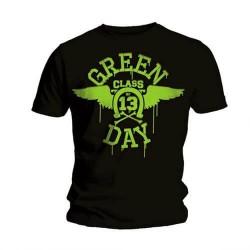 Tričko Green Day - Neon Black