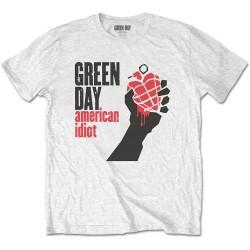 Tričko Green Day - American Idiot