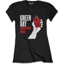 Dámské tričko Green Day - American Idiot