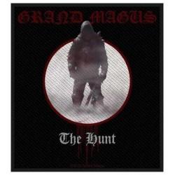 Nášivka Grand Magus - The Hunt