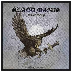 Nášivka Grand Magus - Sword Songs