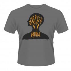 Pánské tričko Gojira - Headcase
