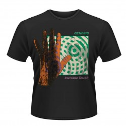 Pánské tričko Genesis - Invisible Touch