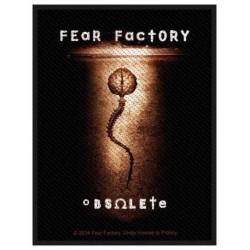 Nášivka Fear Factory - Obsolete