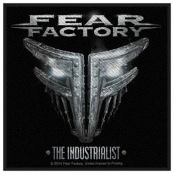 Nášivka Fear Factory - The Industrialist