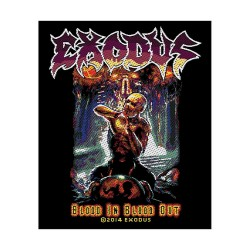 Nášivka Exodus - Blood In Blood Out