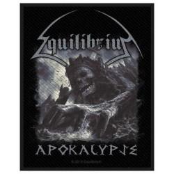 Nášivka Equilibrium - Apokalypse