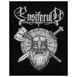 Nášivka Ensiferum - Sword & Axe