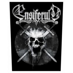 Nášivka Ensiferum - Skull