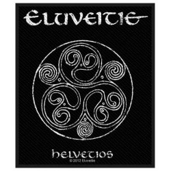 Nášivka Eluveitie - Helvetios