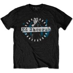 Tričko Ed Sheeran - Dashed Stage