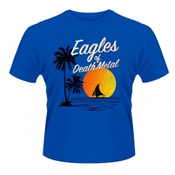 Pánské tričko Eagles Of Death Metal - Sunset