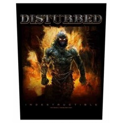Nášivka Disturbed - Indestructible