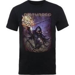 Pánské tričko Disturbed - Vortex Colours