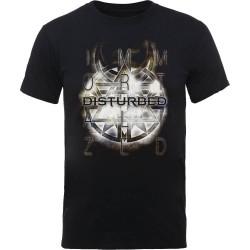 Pánské tričko Disturbed - Symbol