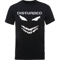 Pánské tričko Disturbed - Scary Face Candle