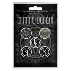 Set Placek Dimmu Borgir - Eonian
