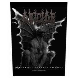 Nášivka Deicide - Gargoyle