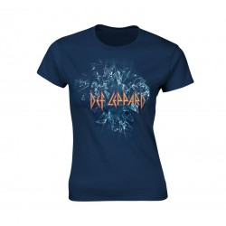 Dámské tričko Def Leppard