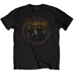 Tričko Def Leppard - Vintage
