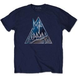 Tričko Def Leppard - Triangle