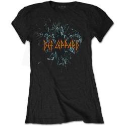 Dámské tričko Def Leppard - Shatter