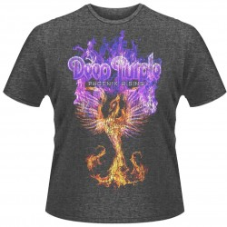 Pánské tričko Deep Purple - Phoenix Rising