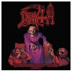 Nášivka Death - Scream Bloody Gore